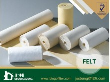 High temperature Needle Punched Felts