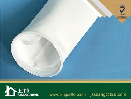Liquid micron Polyester filter bag