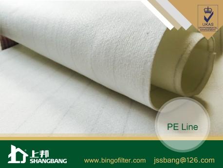 Anti-static Polyester (Line) Needle Felt