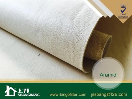 Polyester Aramid Composite Needle Felt