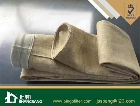 cement plant filter bags
