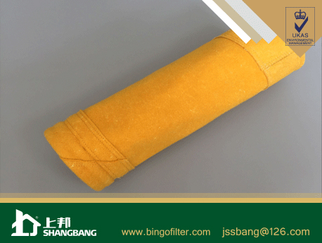 p84 polyimide filter bags