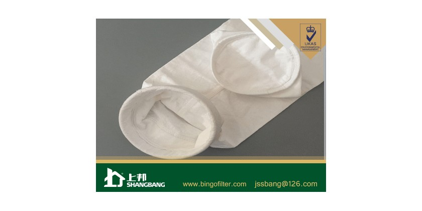 How to install PTFE filter bags?